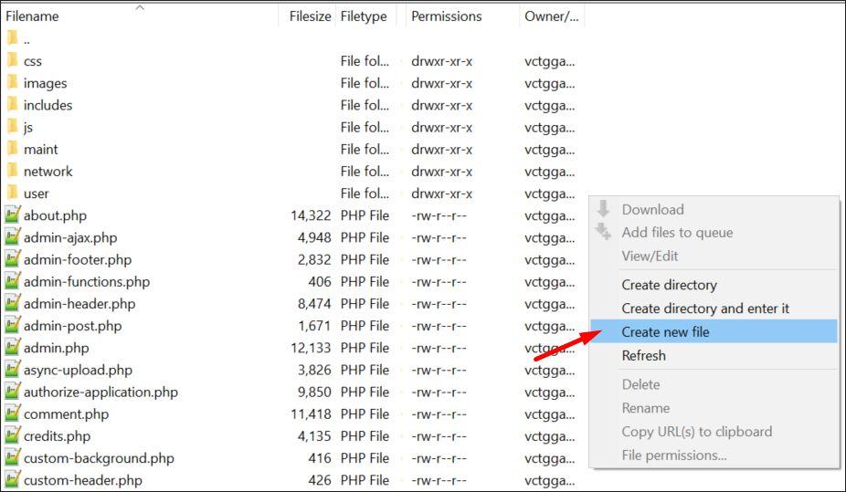 Creating a php.ini file to solve WordPress Internal Server Error